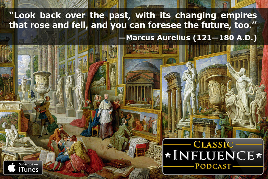 Subscribe to the Classic Influence Podcast