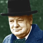 Winston Churchill British Prime Minister