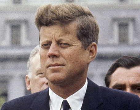 John F. Kennedy as a Charismatic Leader Inspirational