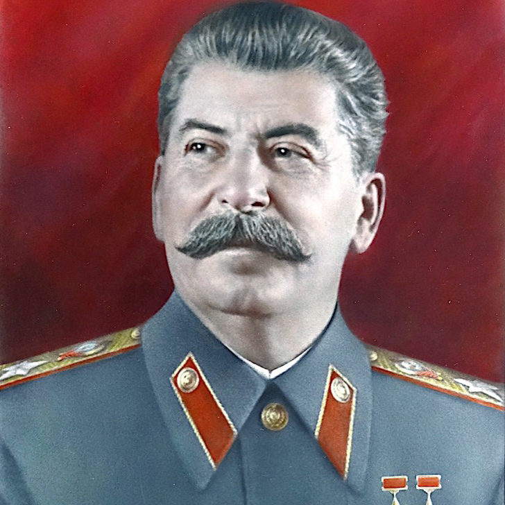 Charismatic Leadership of Joseph Stalin masks deep insecurity.