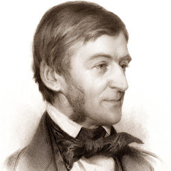 Ralph Waldo Emerson, American Philosopher on the Wisdom of History for Classic Influence
